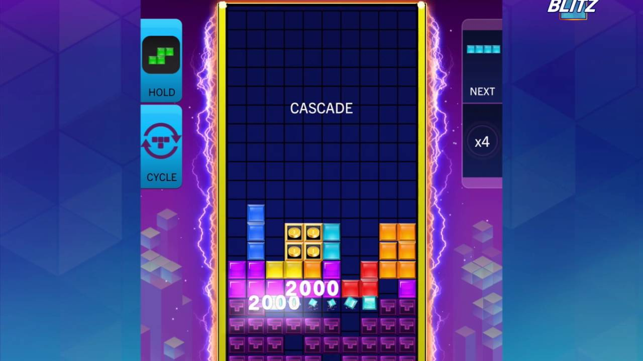 Tetris Blitz: 2016 Edition - Official Trailer