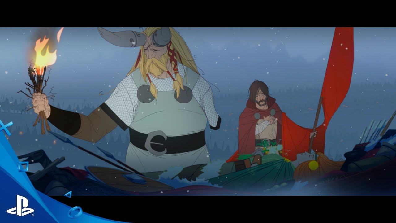 Banner Saga 2 - Launch Trailer