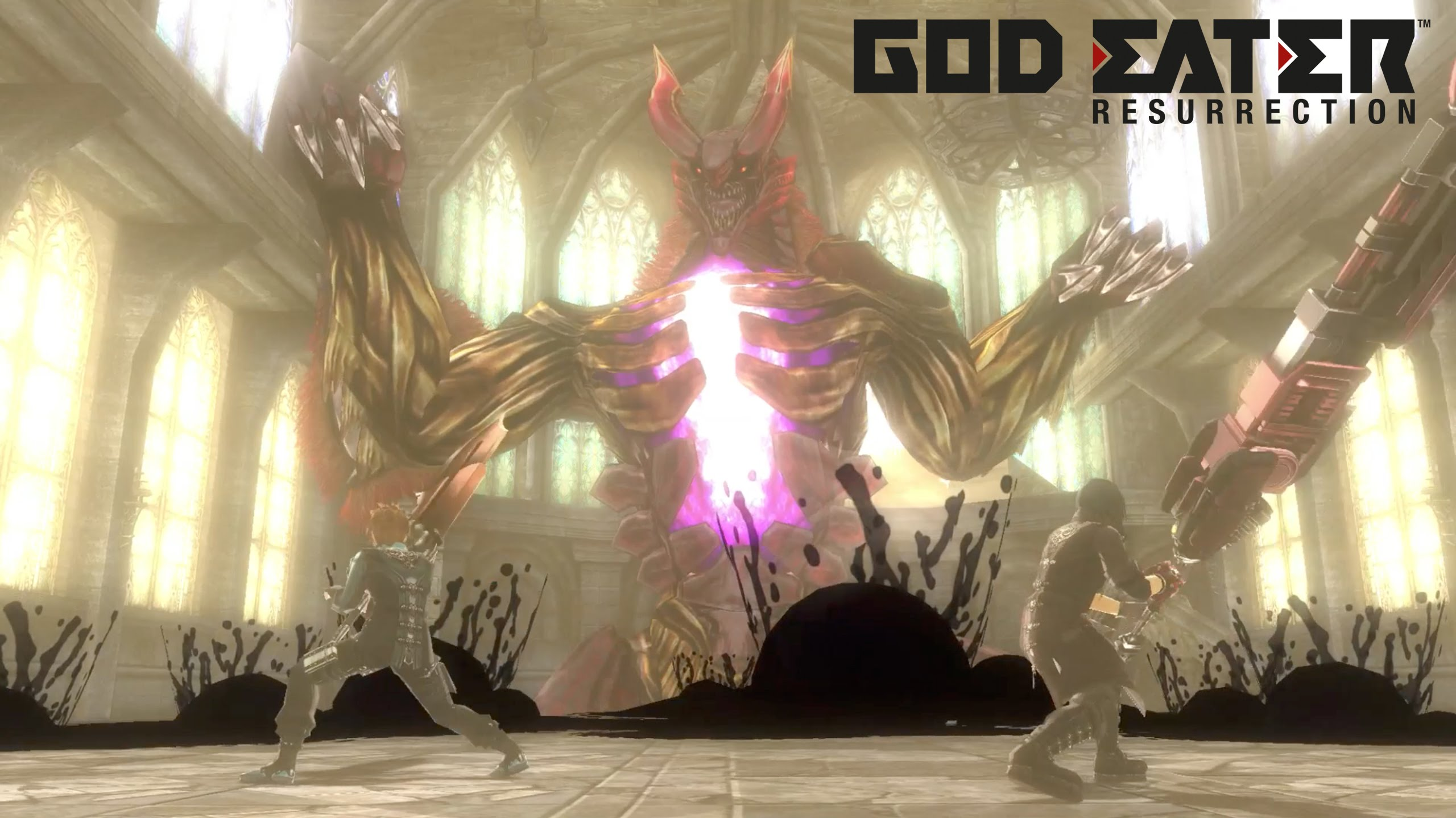 GOD EATER: Resurrection - Launch Trailer