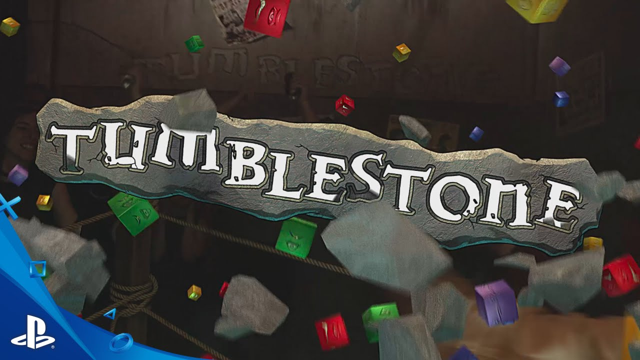 Tumblestone - Cinematic Trailer