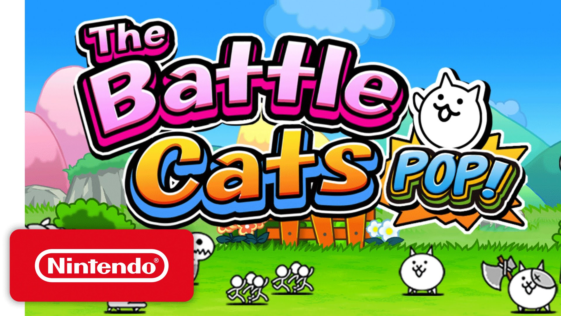 The Battle Cats POP! - Trailer