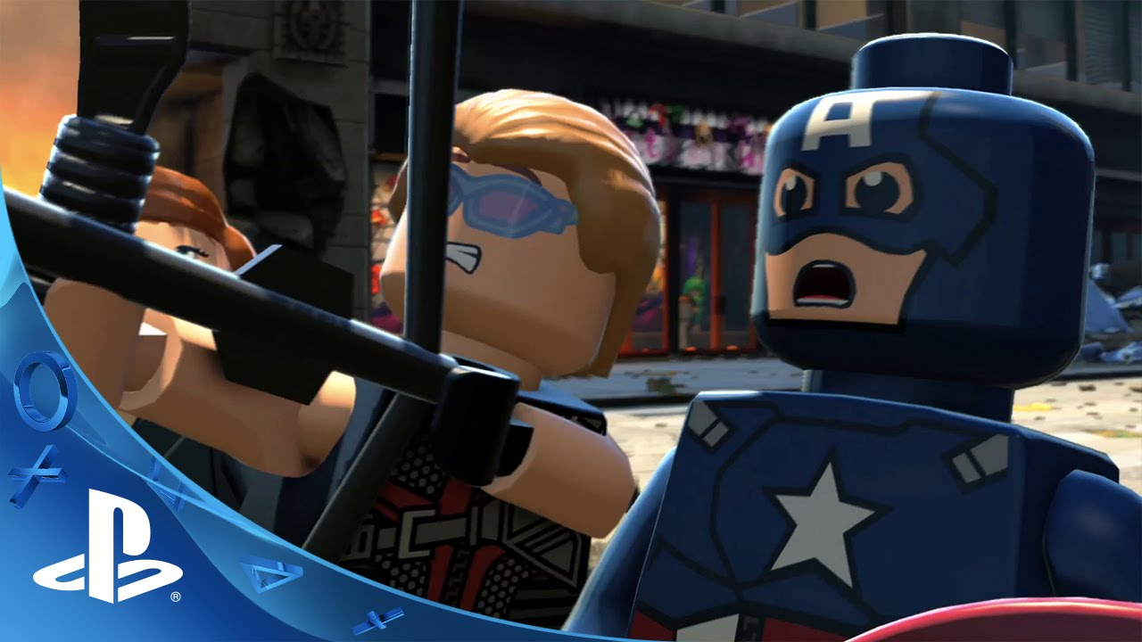 LEGO Marvel's Avengers - Gameplay Trailer