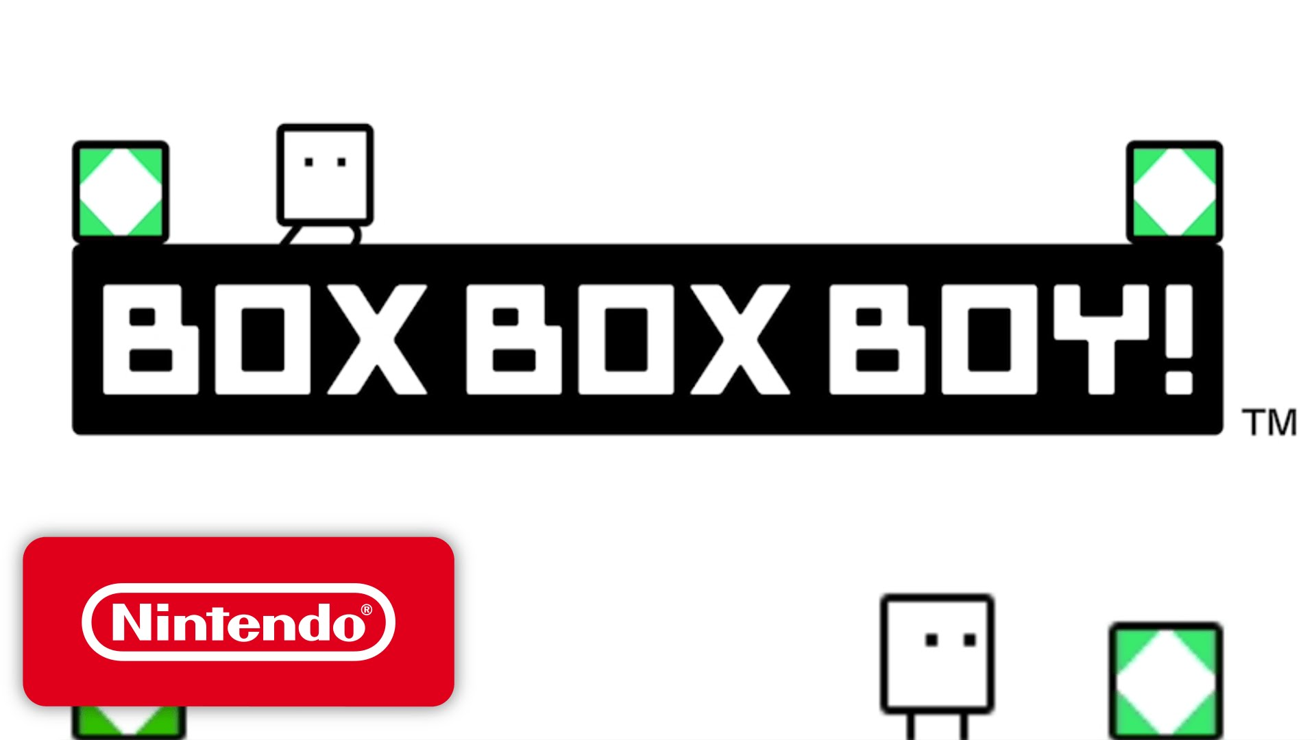 BOXBOXBOY! - Gameplay Trailer