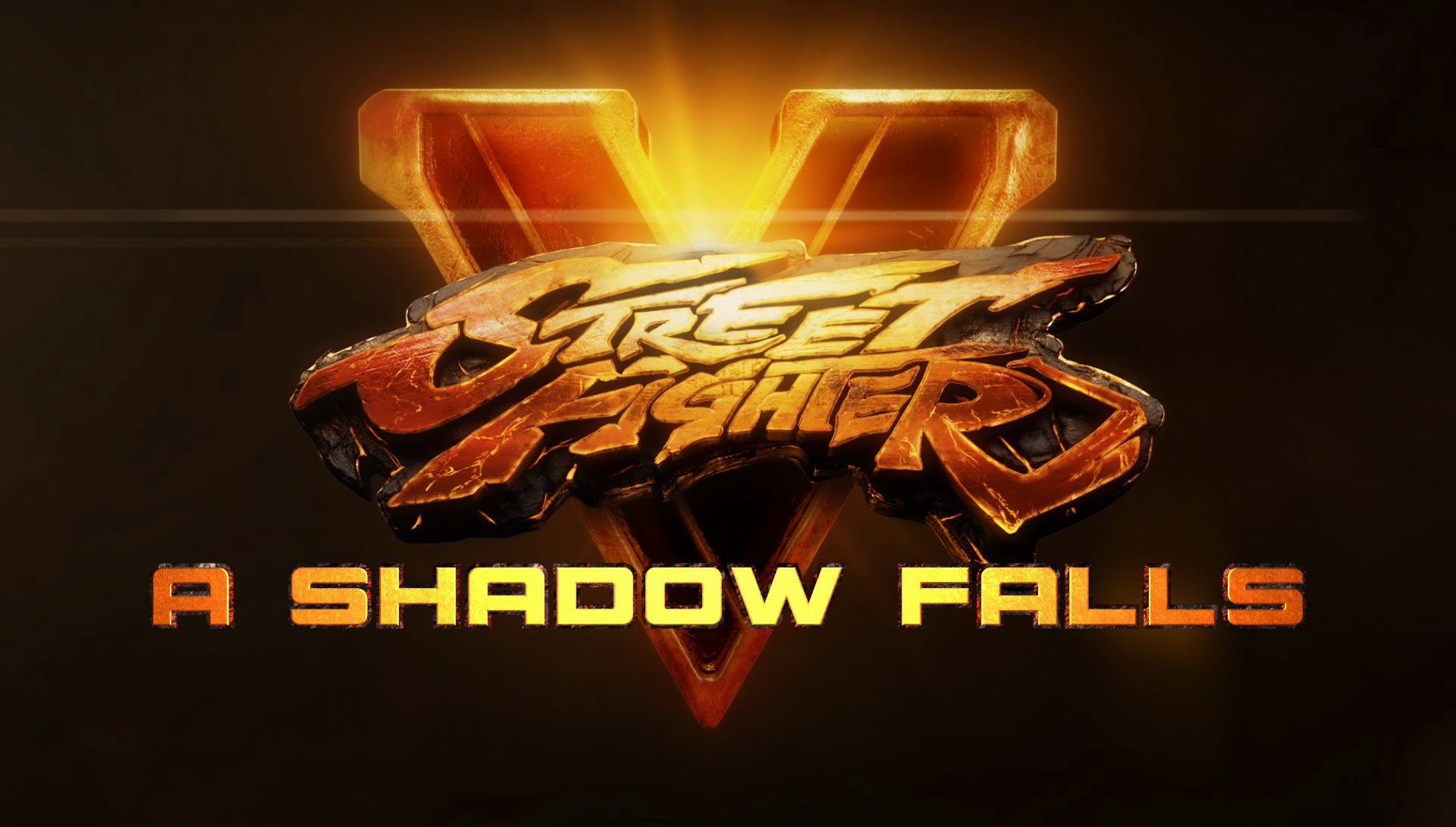 Street Fighter V - A Shadow Falls, Launch Trailer