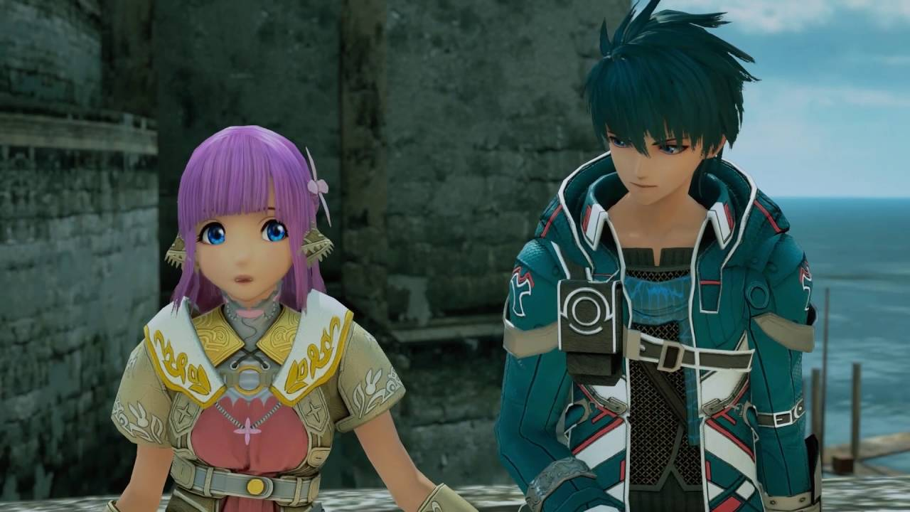 Star Ocean: Integrity and Faithlessness | Launch trailer