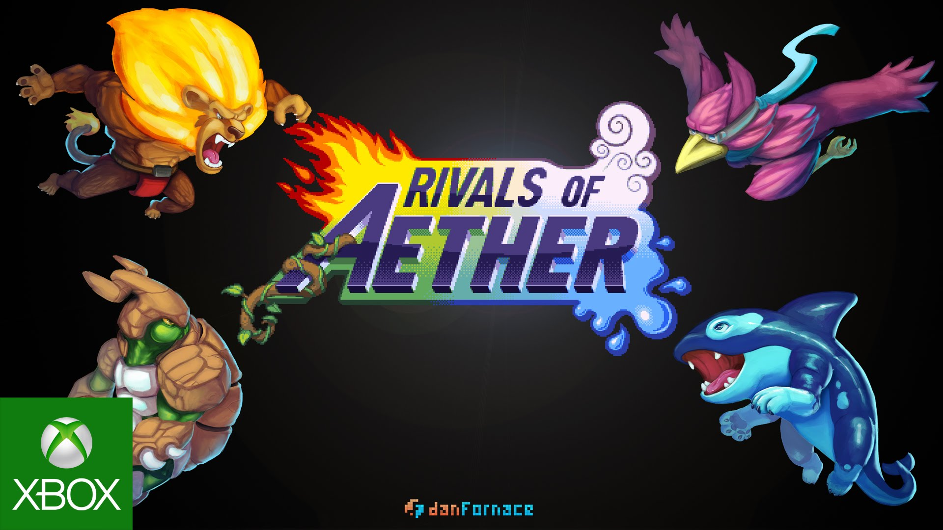 Rivals of Aether - Game Preview Trailer