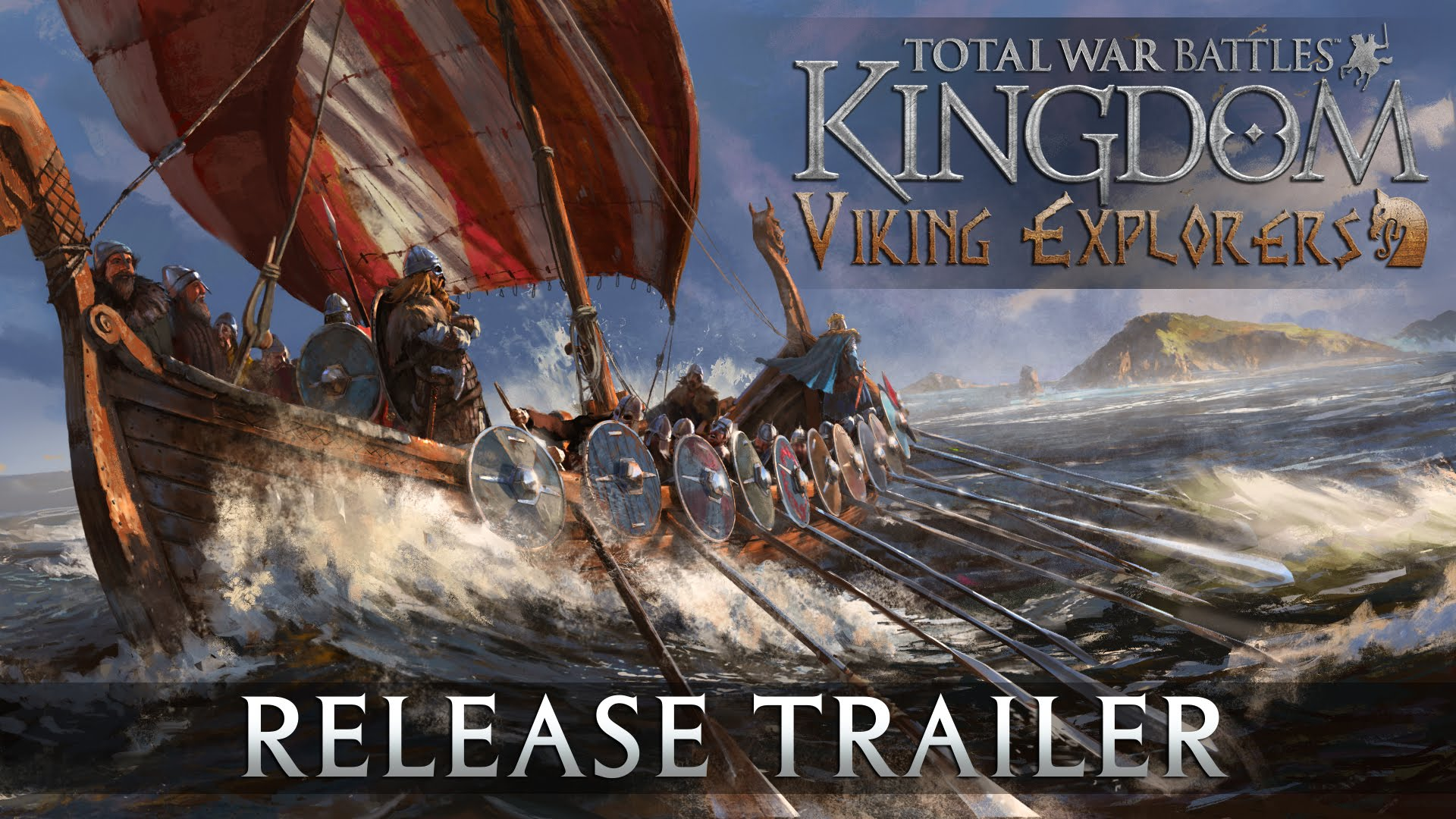 Total War Battles: KINGDOM - Viking Explorer Update