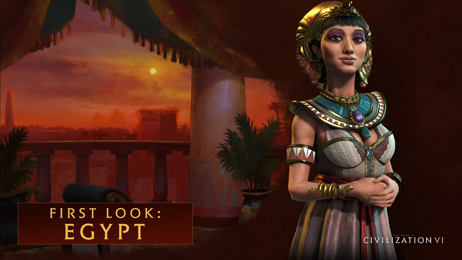 CIVILIZATION VI - First Look: Egypt