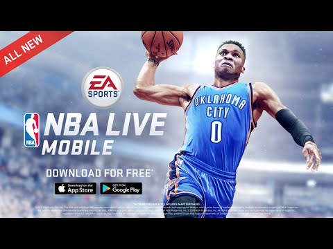 NBA LIVE Mobile Launch Trailer