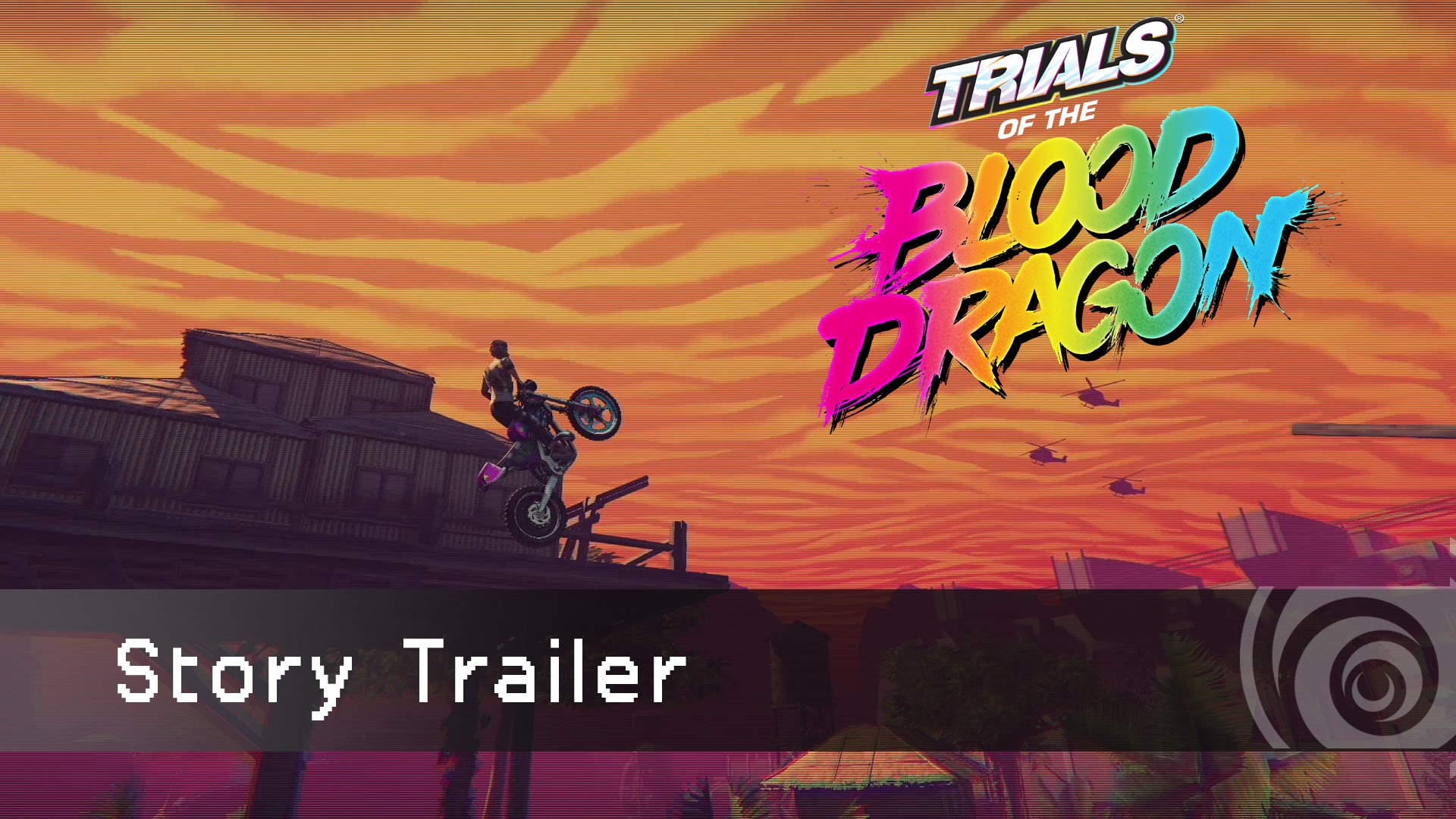 TRIALS of the BLOOD DRAGON - Story Trailer