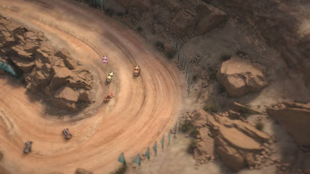 Mantis Burn Racing - Game Announcement Trailer