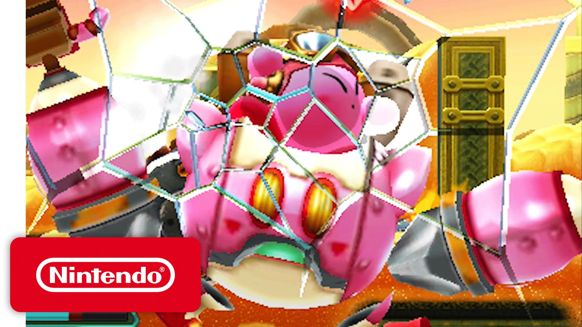 Kirby: Planet Robobot Accolades Trailer