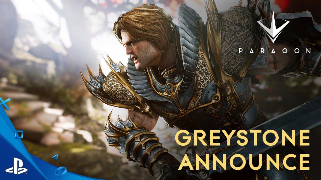 Paragon - Greystone Announce Trailer