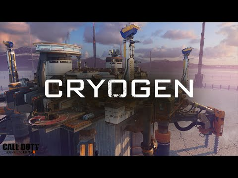 Call of Duty®: Black Ops III – Descent DLC Pack: Cryogen Preview