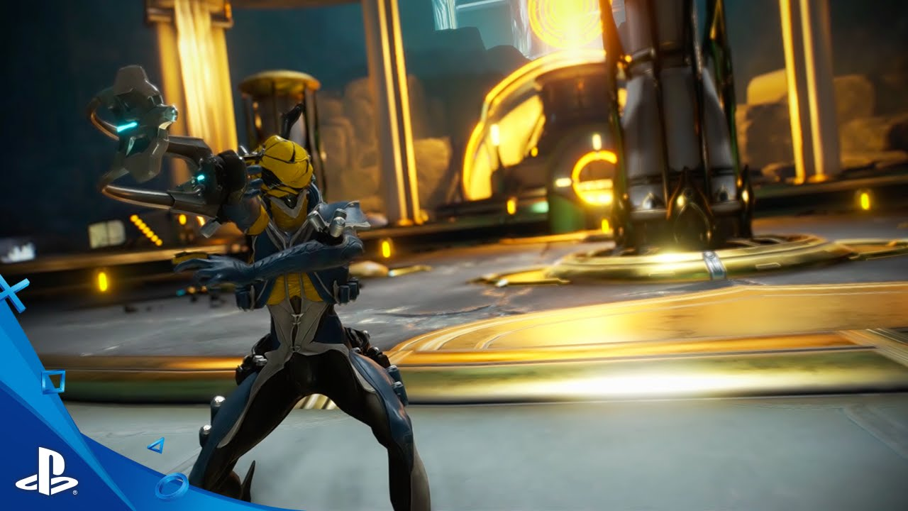Warframe - Lunaro is Here! Trailer