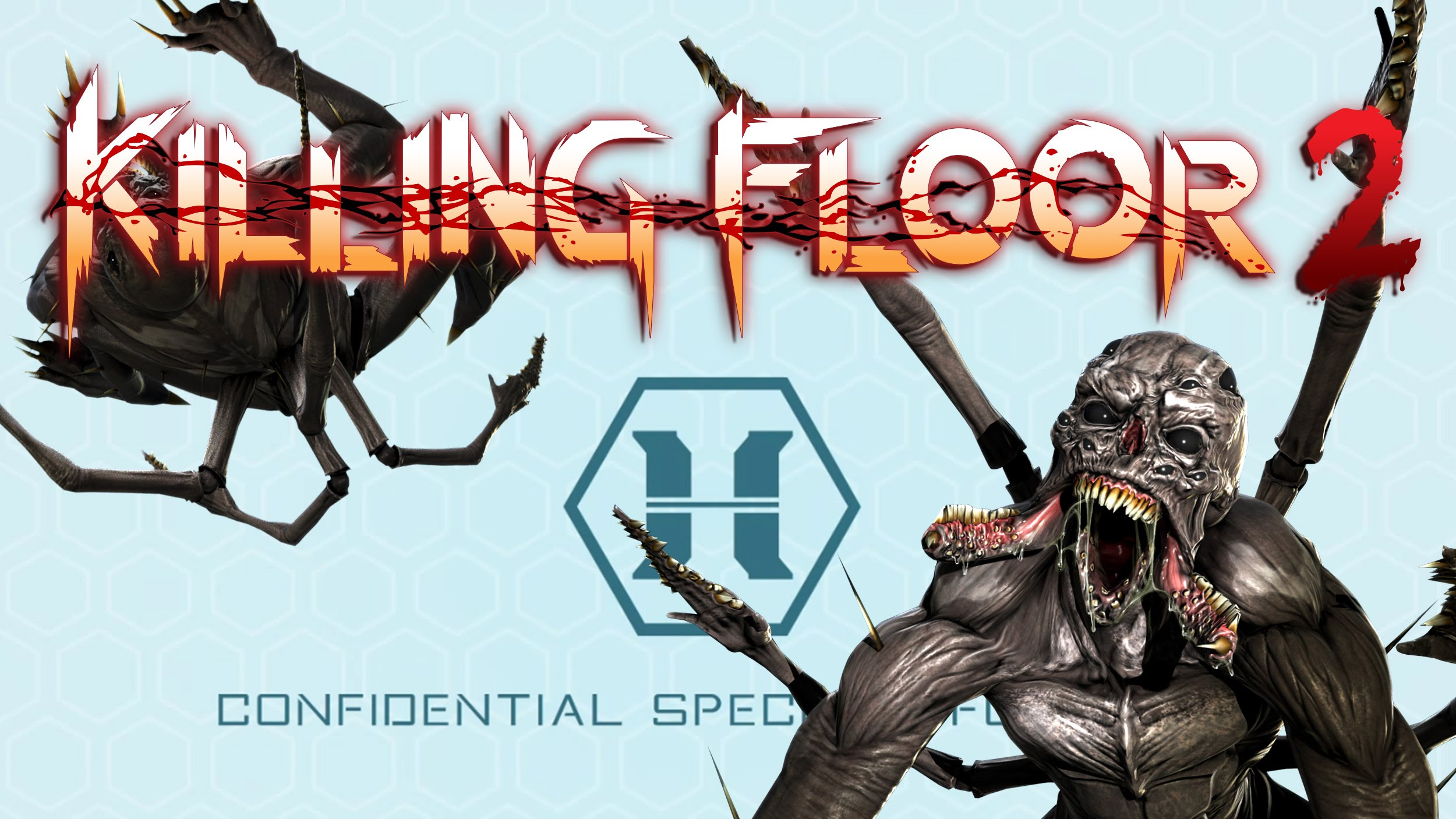 Killing Floor 2 - Horzine Biotech Confidential Specimen Footage: Part 1