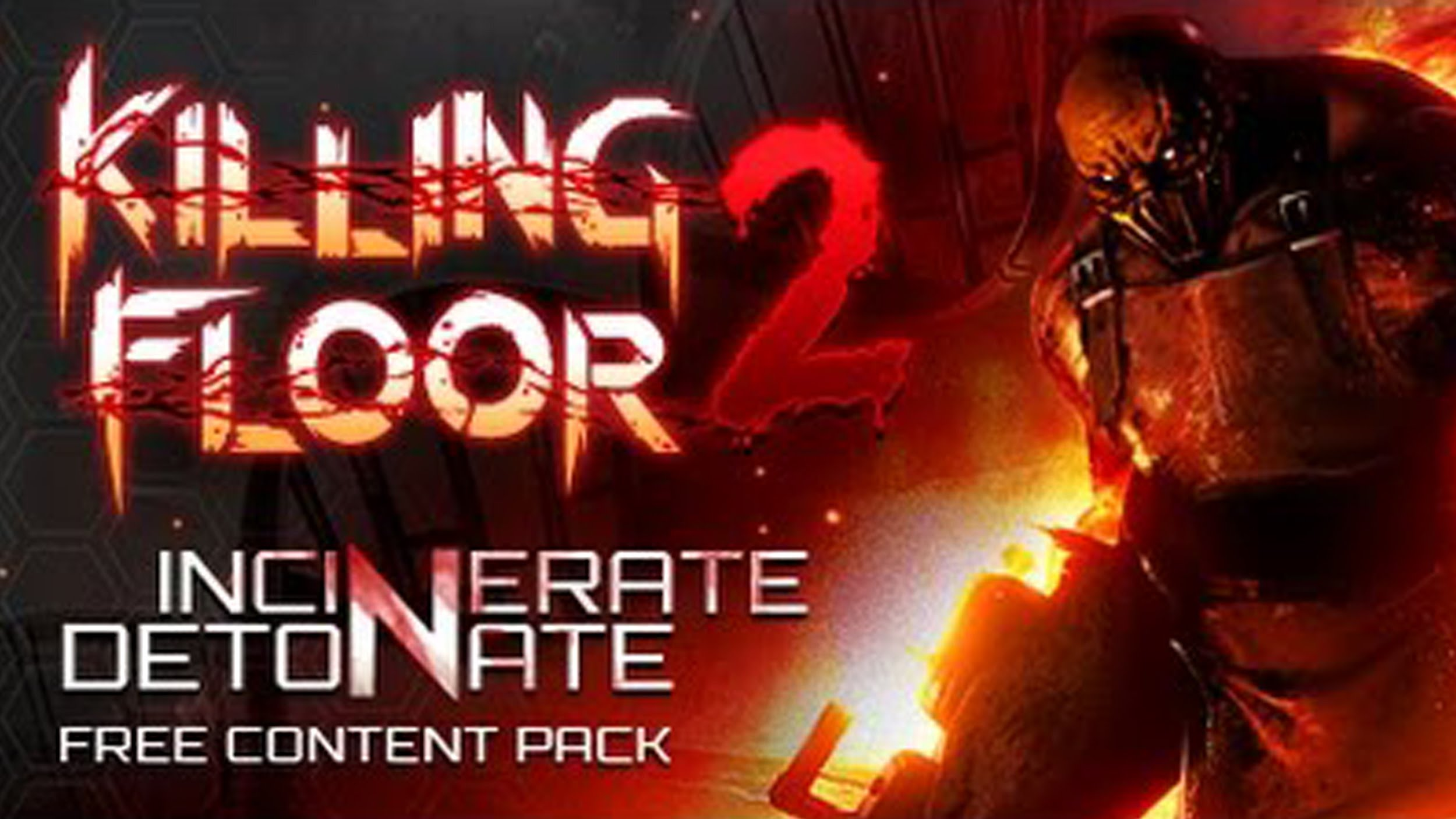Killing Floor 2׃ Incinerate 'N Detonate Content Pack Trailer
