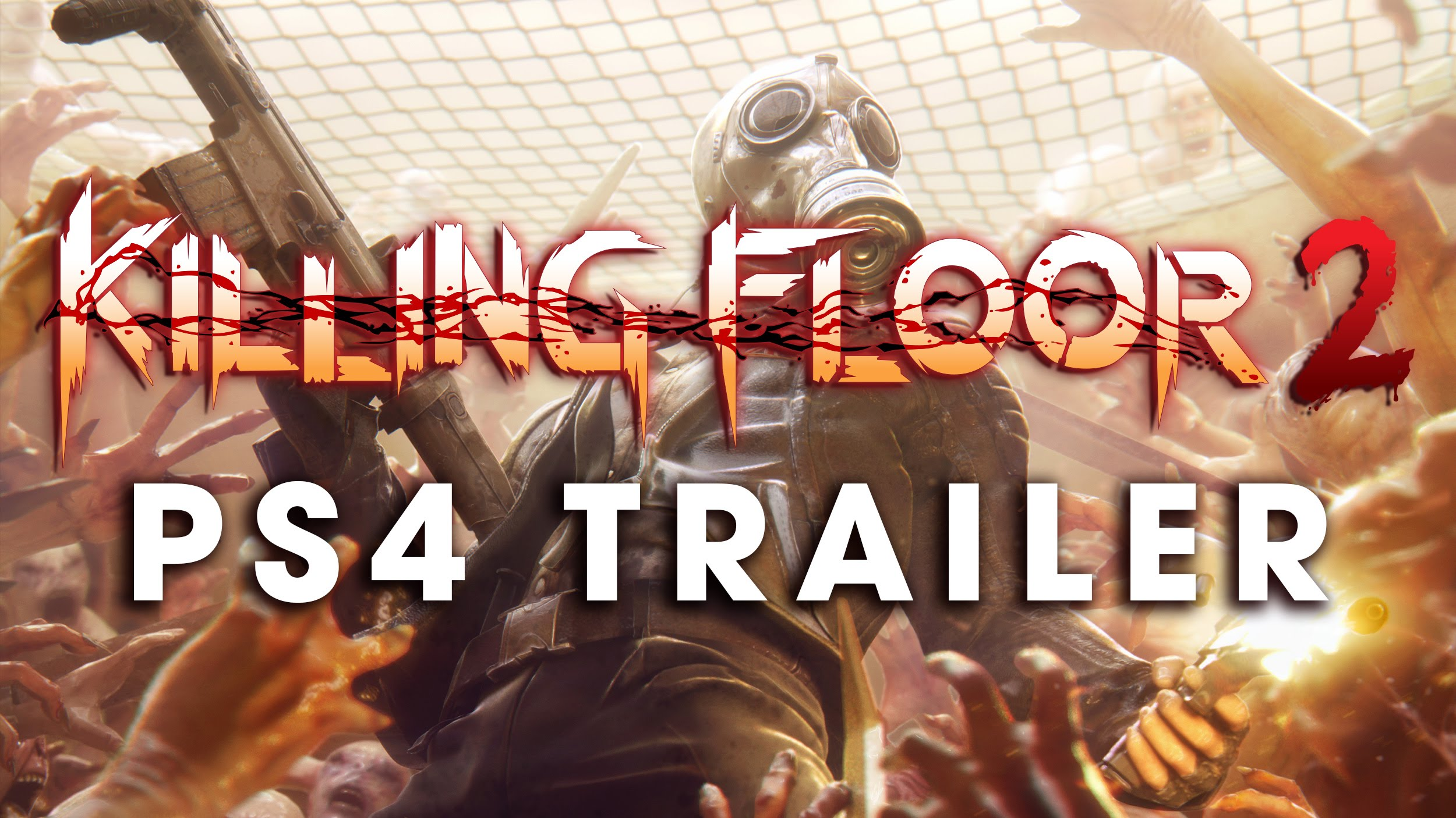 Killing Floor 2 - PS4: Announcement Trailer