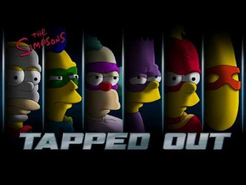 "The Simpsons: Tapped Out – ""Superheroes 2"" Trailer 2016"