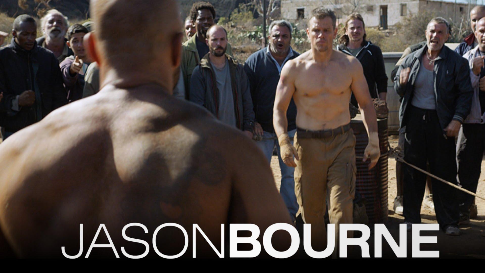 JASON BOURNE - (TV Spot 37) (HD)