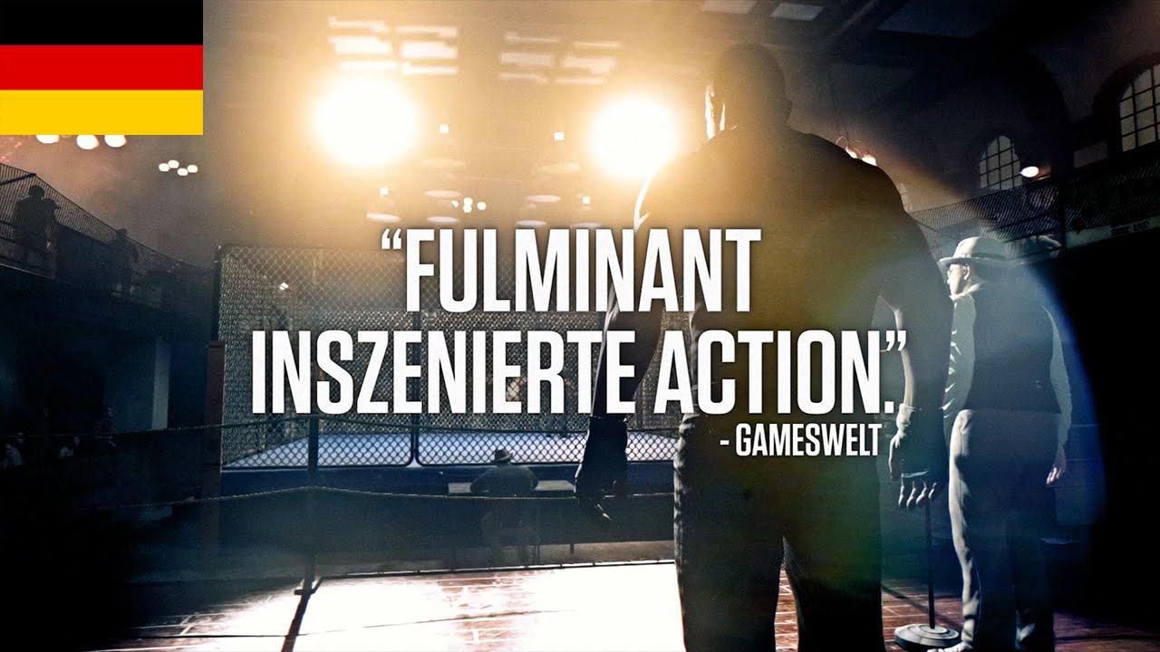 Mafia III E3 Accolades Trailer