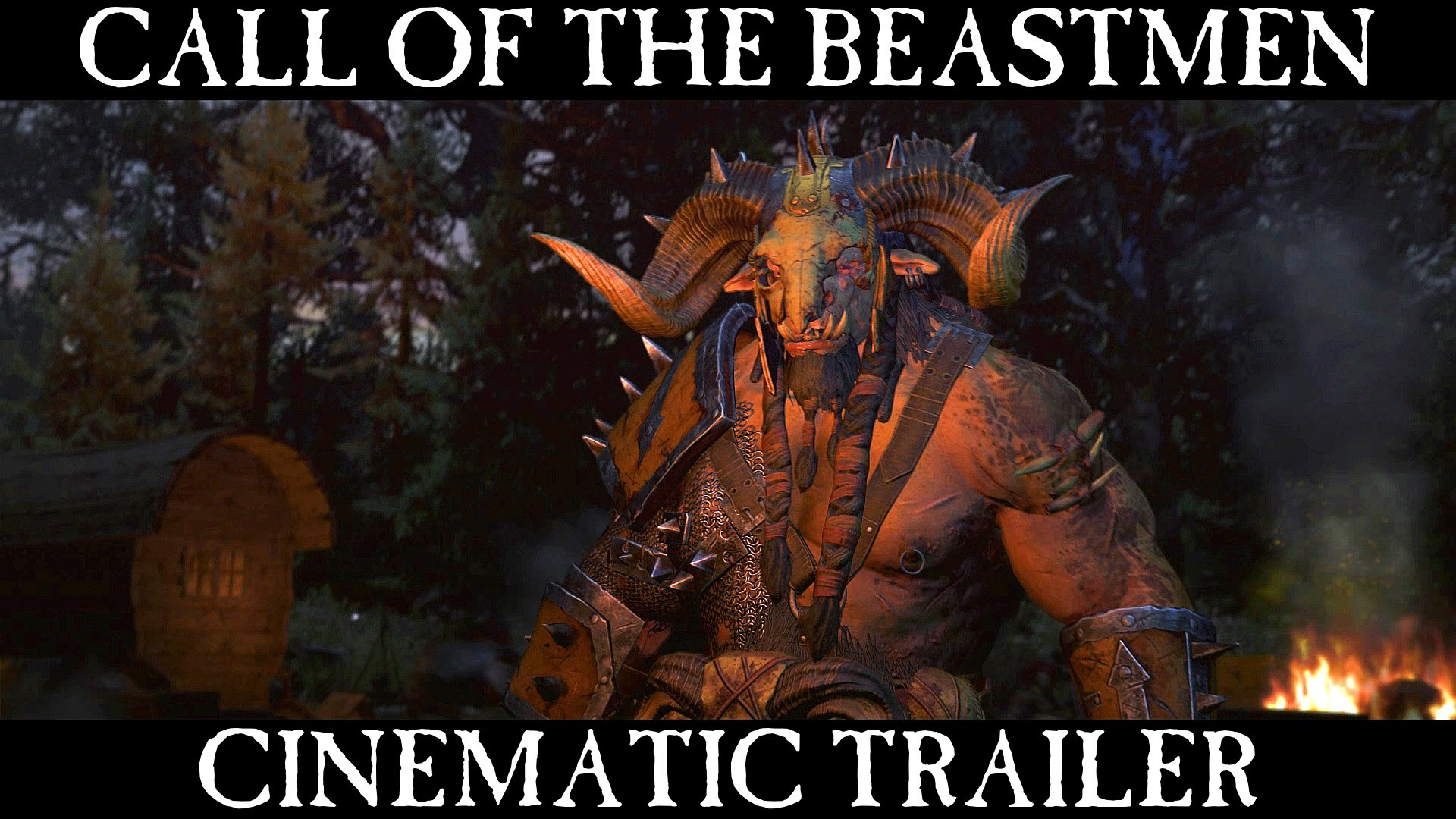 Total War: WARHAMMER - Call of the Beastmen Trailer
