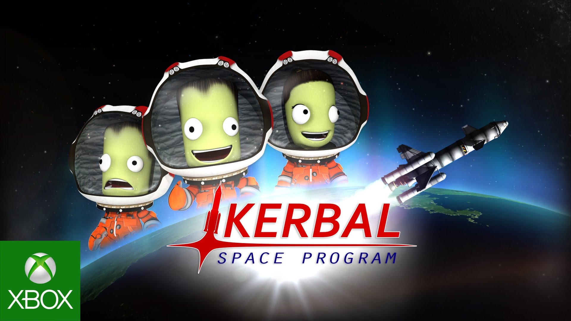 Kerbal Space Program Launch Trailer