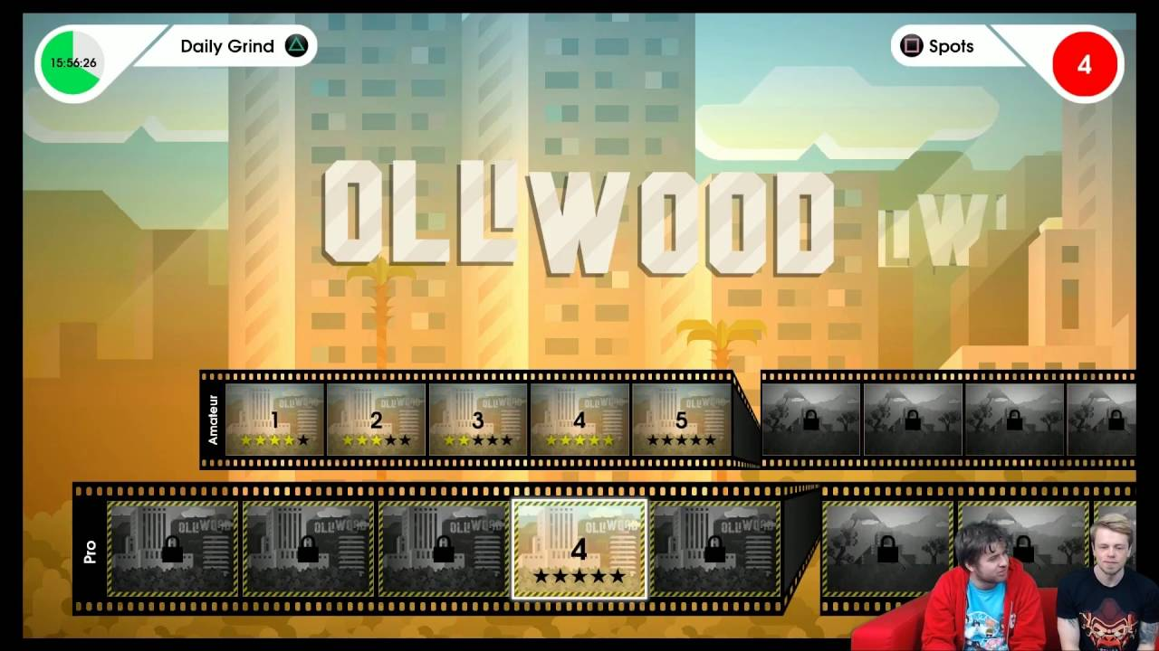 Let's Play OlliOlli Epic Combo Edition: OlliOlli 2 #1/2