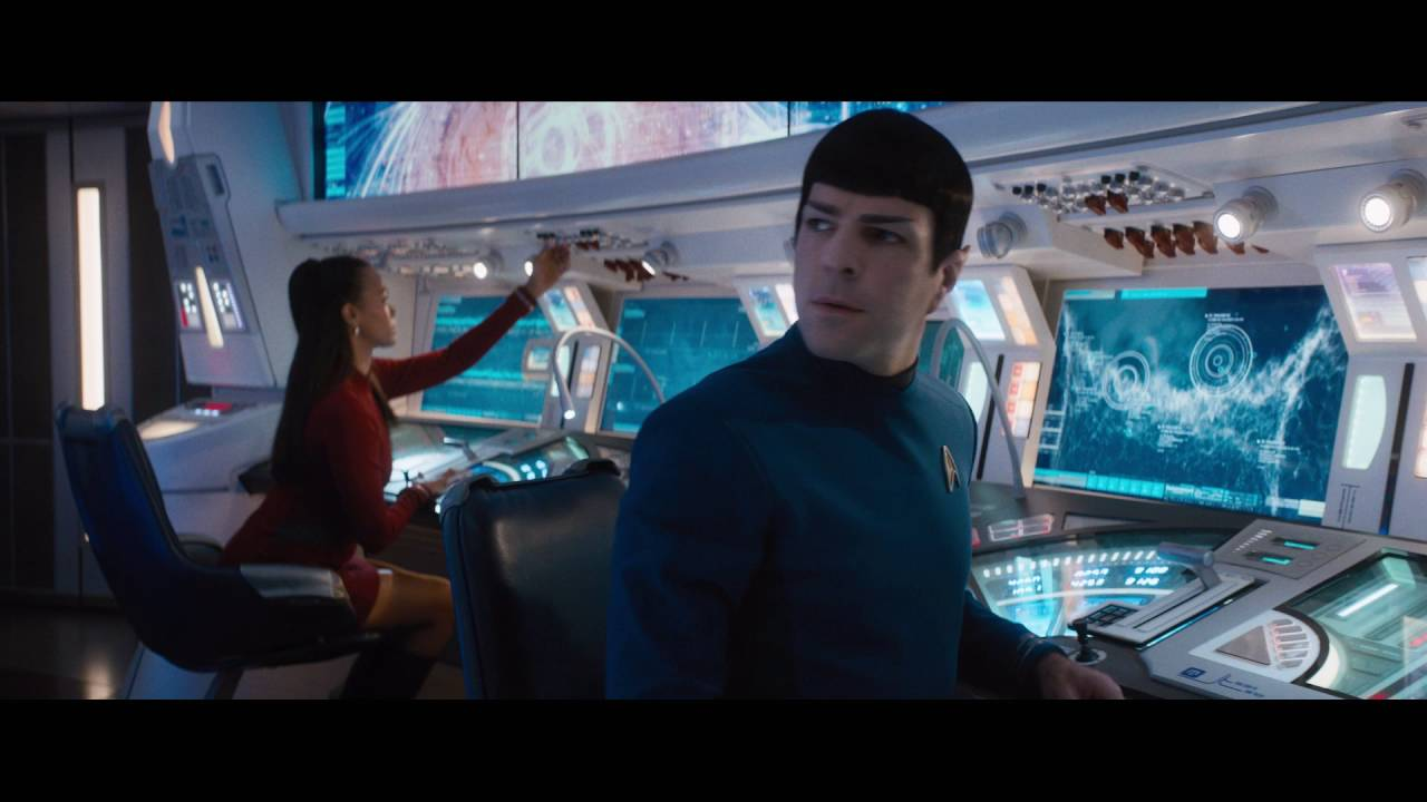 "Star Trek Beyond | Clip: ""Shields Up"""