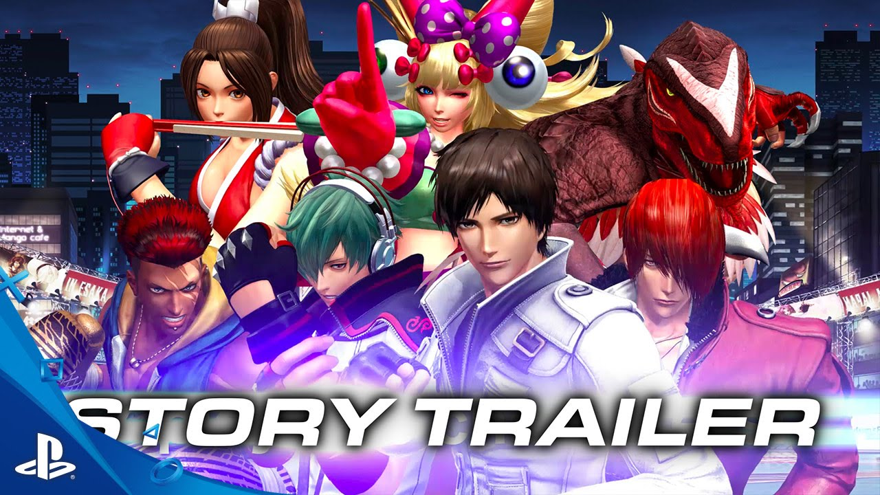 The King of Fighters XIV Story Trailer