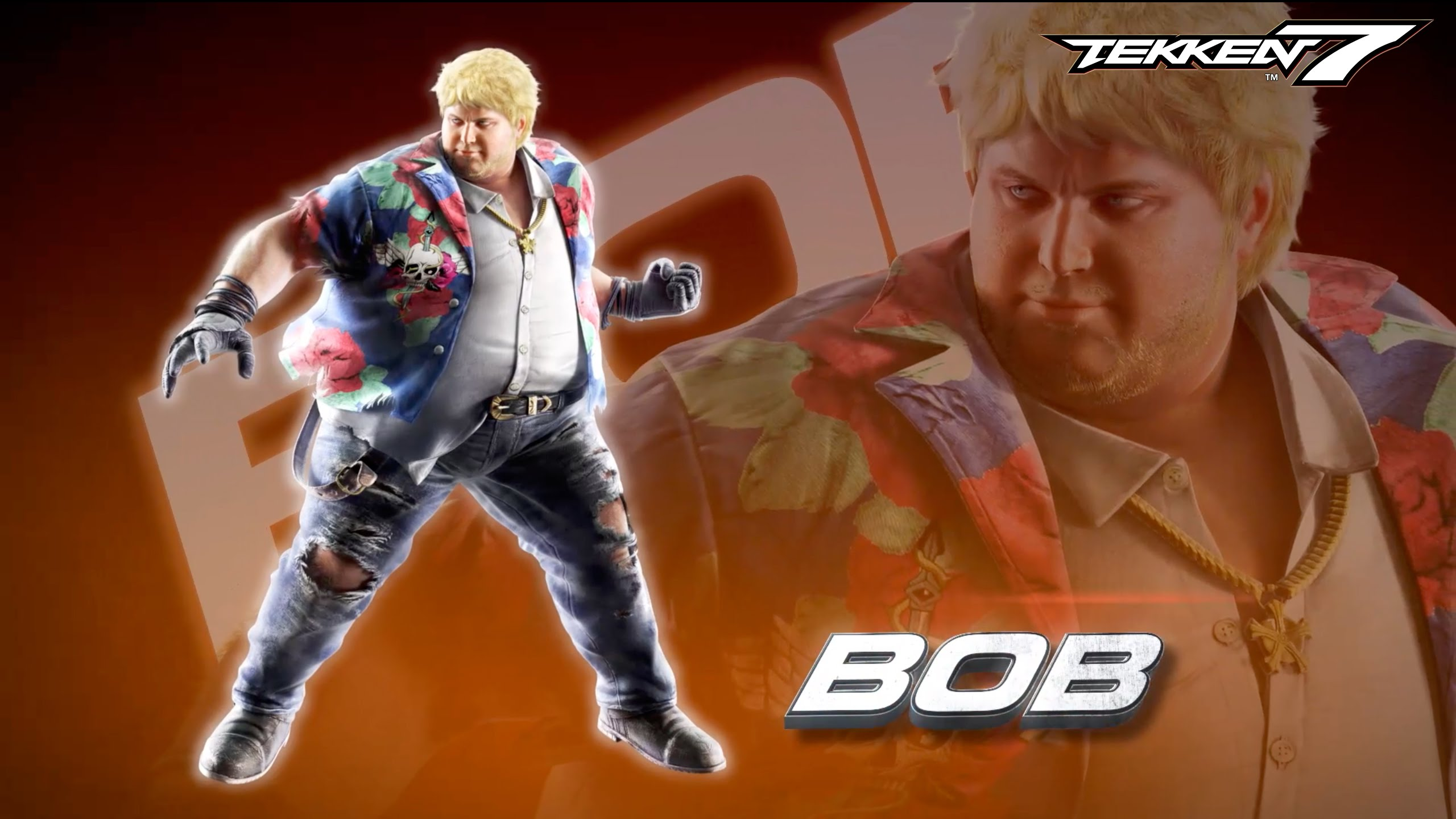 Tekken 7 – Bob Reveal Trailer