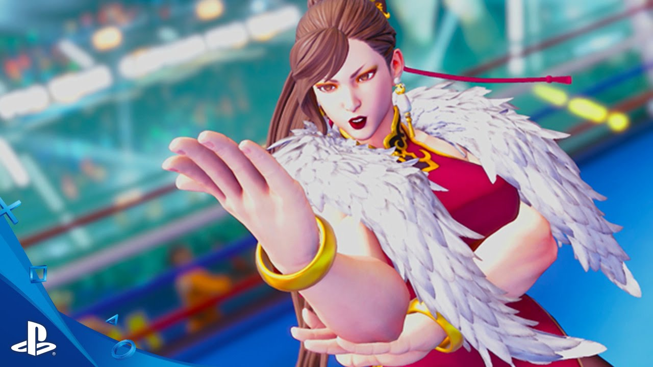 Street Fighter V - Capcom Pro Tour DLC Video