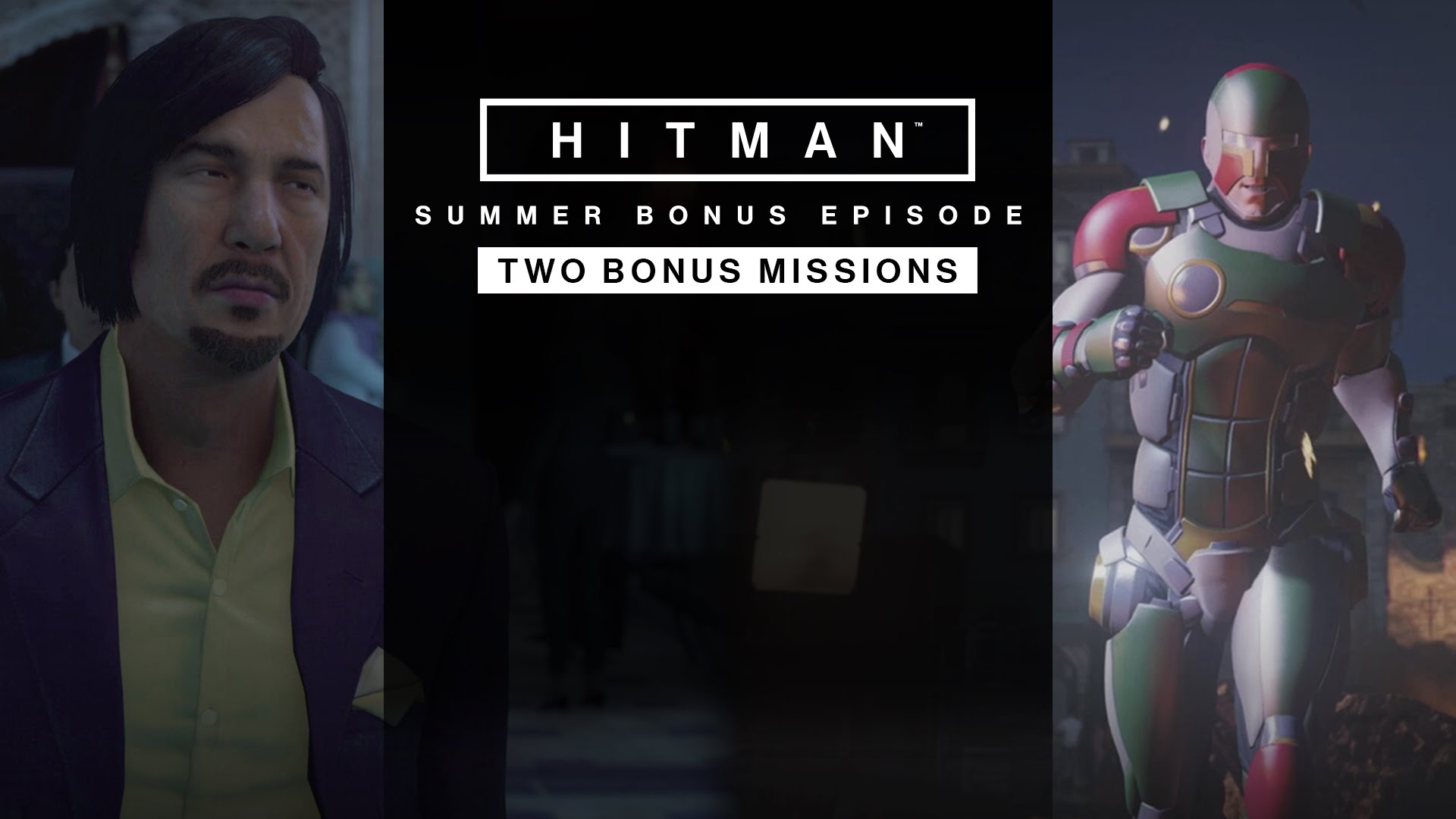 HITMAN: Summer Bonus Episode - Launch Trailer