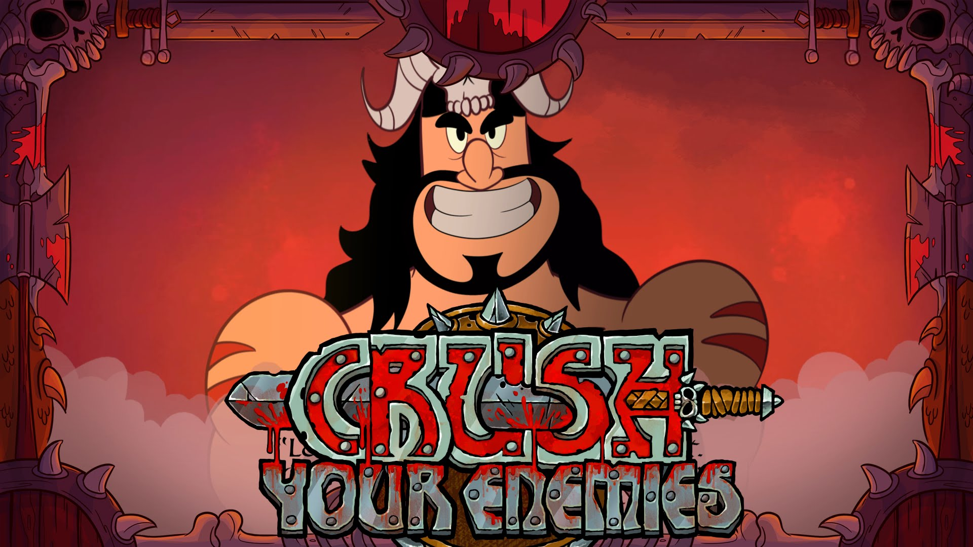 Crush Your Enemies - Google Play Store Trailer