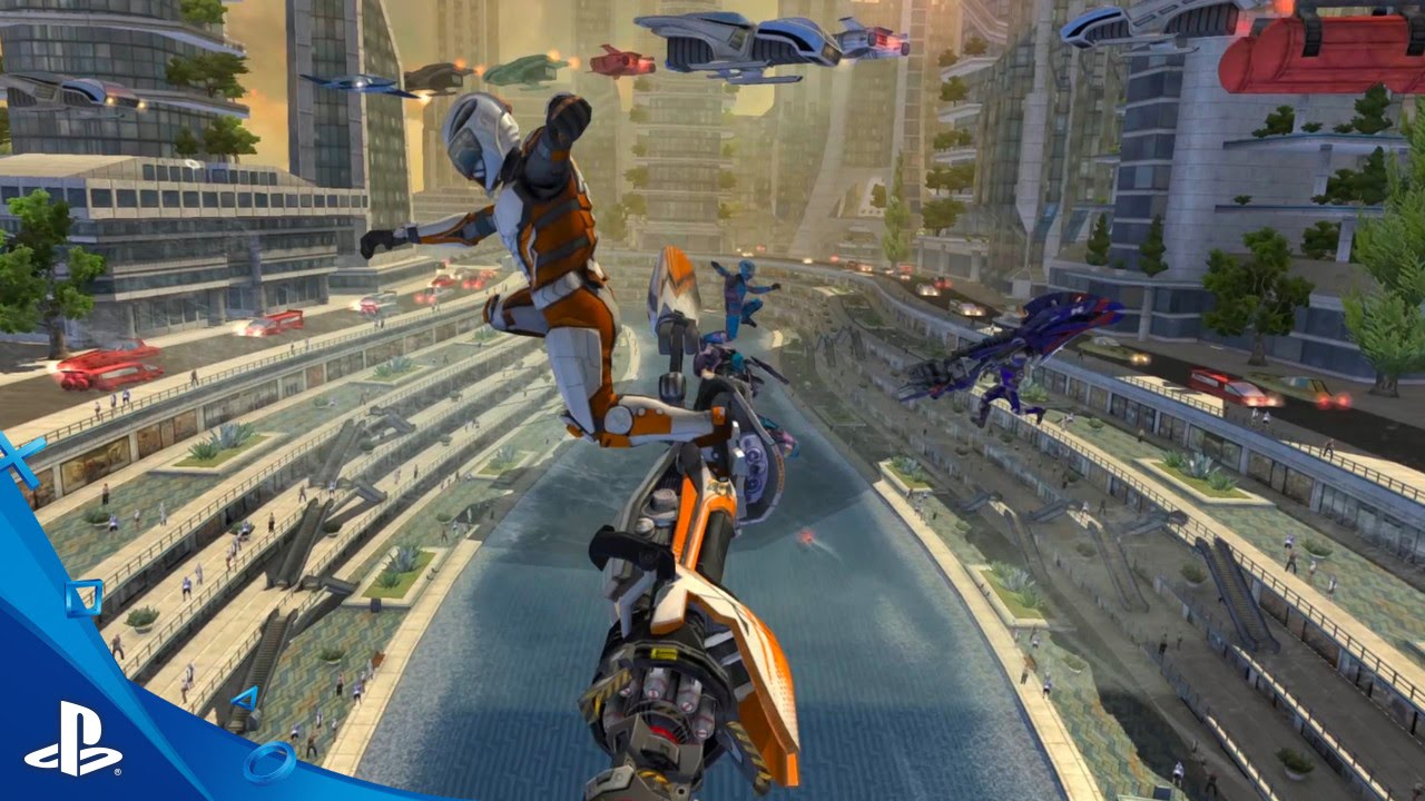 Riptide GP: Renegade - Gameplay Trailer