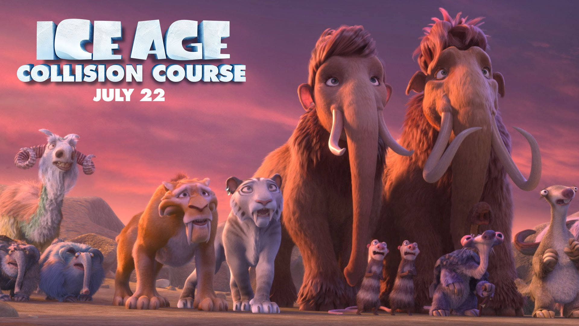 Ice Age: Collision Course | Saga [HD]