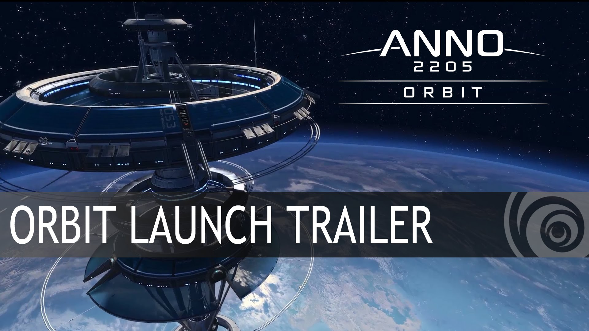 ANNO 2205: ORBIT DLC LAUNCH TRAILER