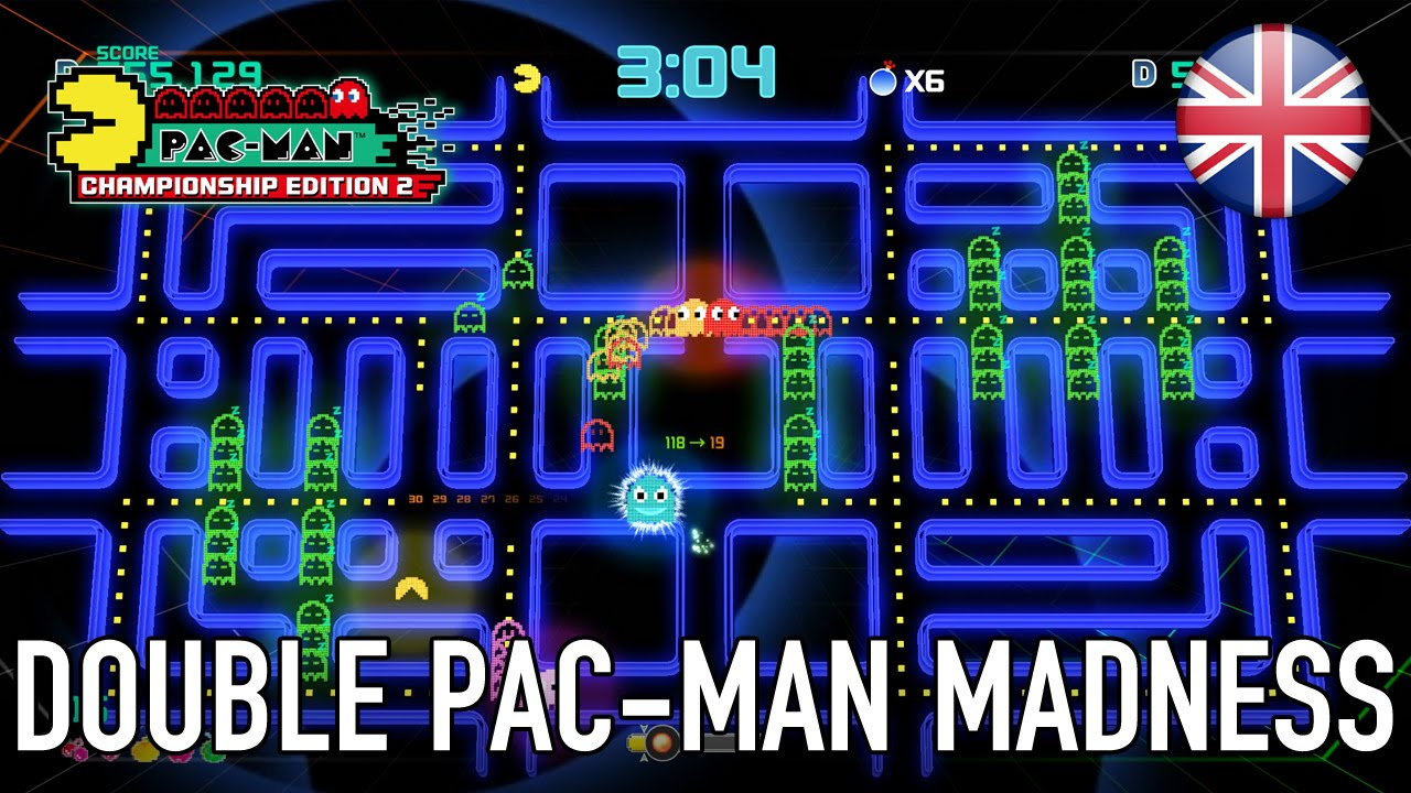 PAC-MAN Championship Edition 2 - Double PAC-MAN Madness! (Announcement Trailer)