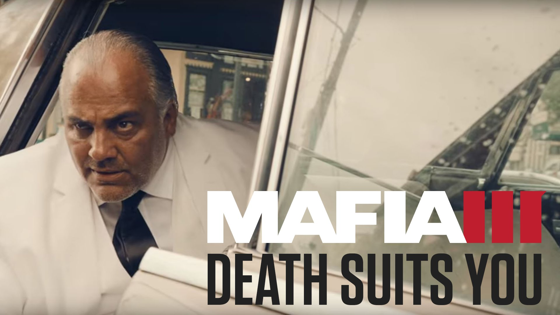 Mafia III - Death Suits You