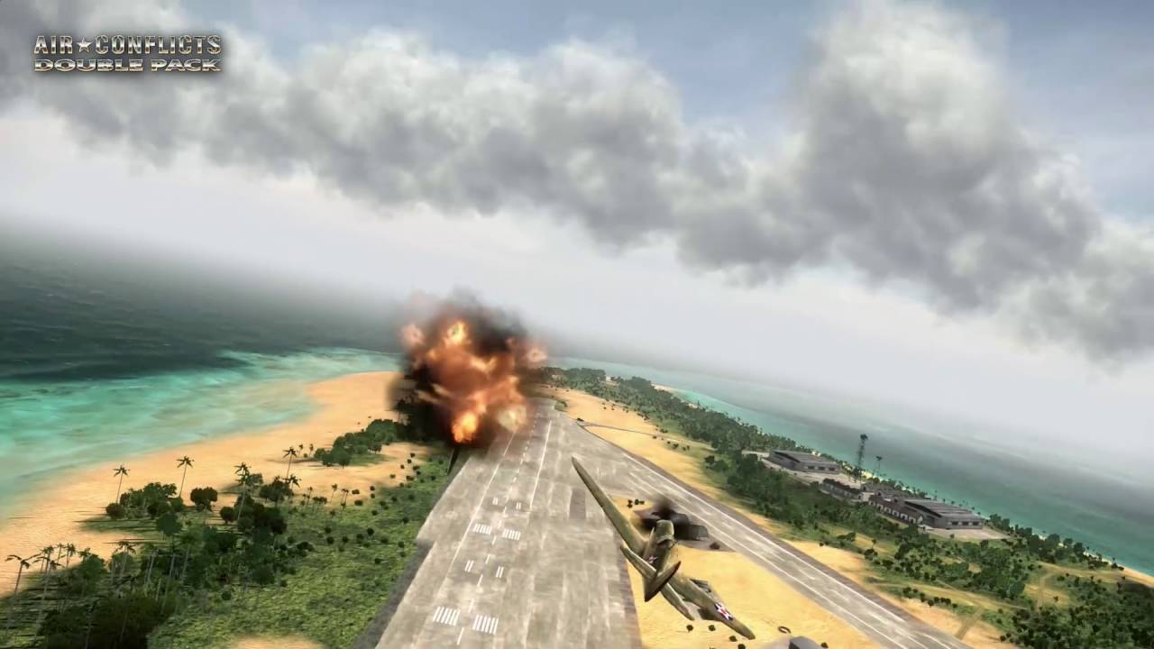 Air Conflicts: Double Pack - Gameplay Trailer