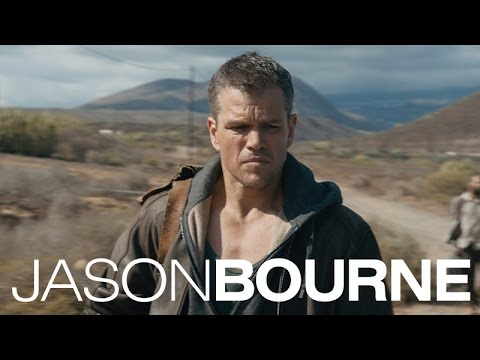 JASON BOURNE - (TV Spot 52) (HD)