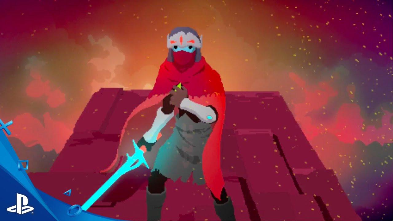 Hyper Light Drifter - Launch Trailer