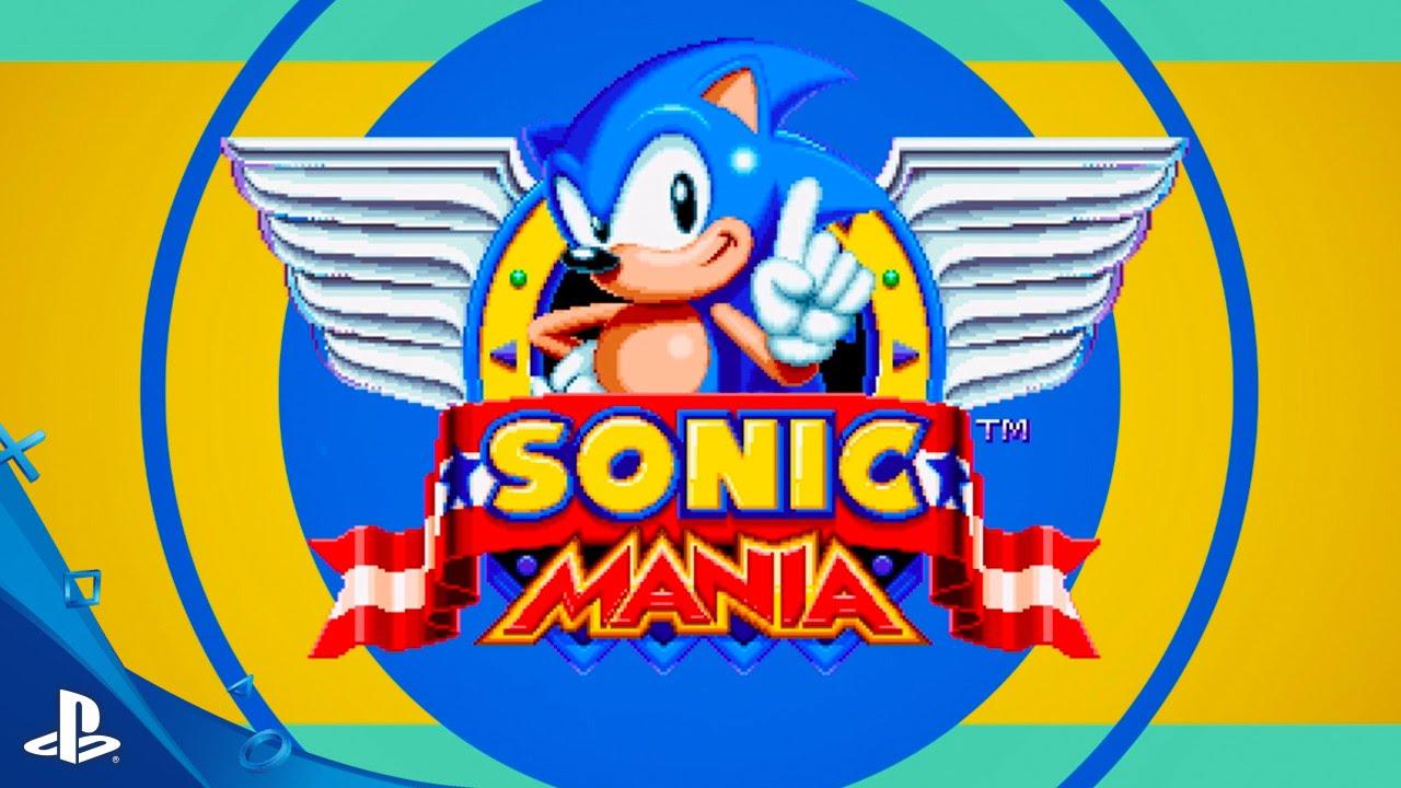 Sonic Mania - Teaser Trailer