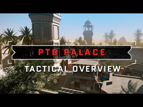 Warface - Maps - PTB Palace Overview