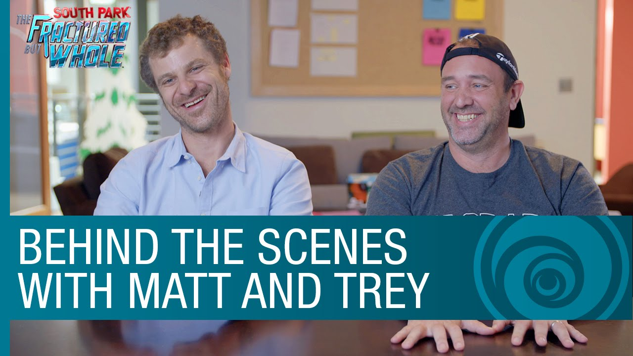 South Park: The Fractured But Whole Game – Go Behind the Scenes with Trey and Matt