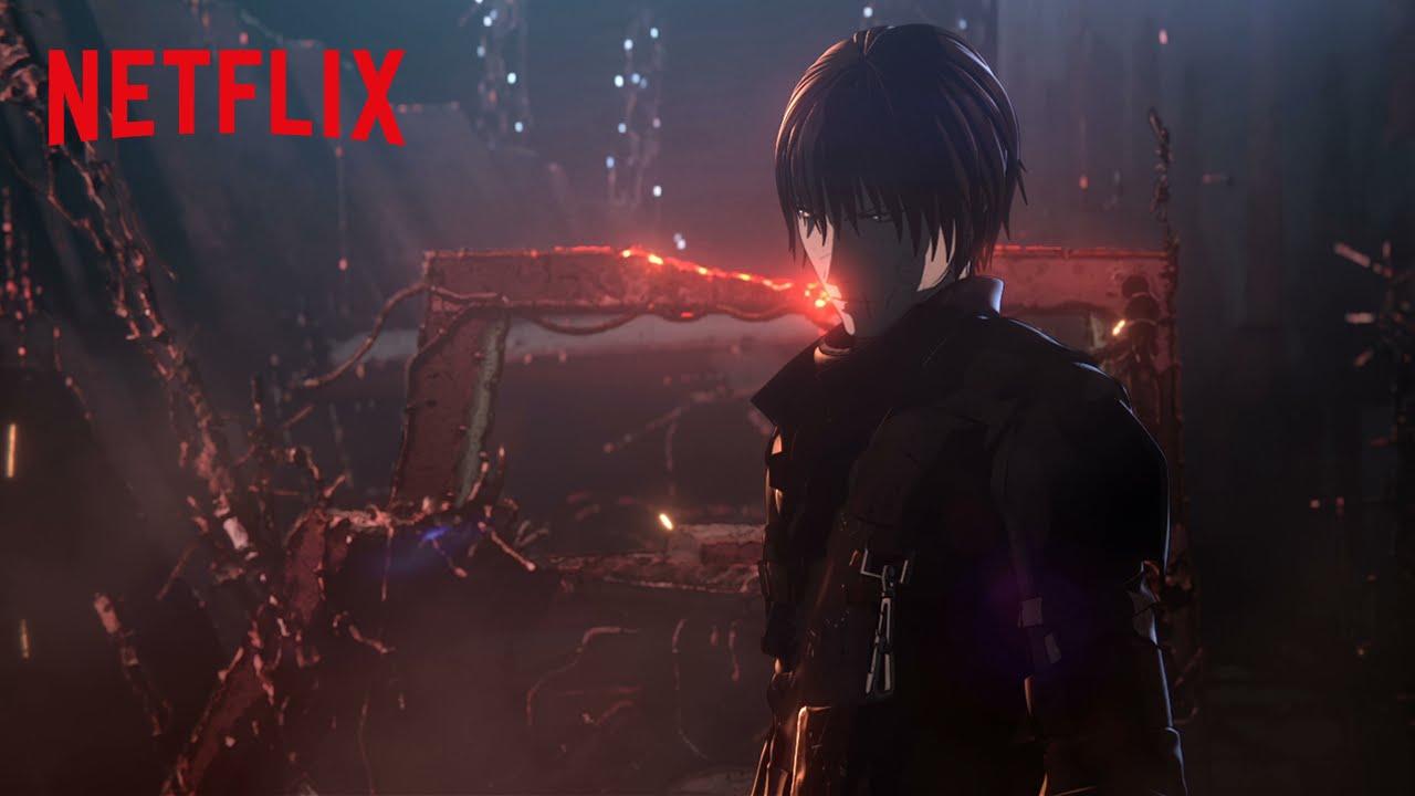 BLAME! - A Netflix Original Film - Coming Soon [HD]