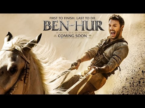 Ben-Hur | Ben-Hur | Trailer #2