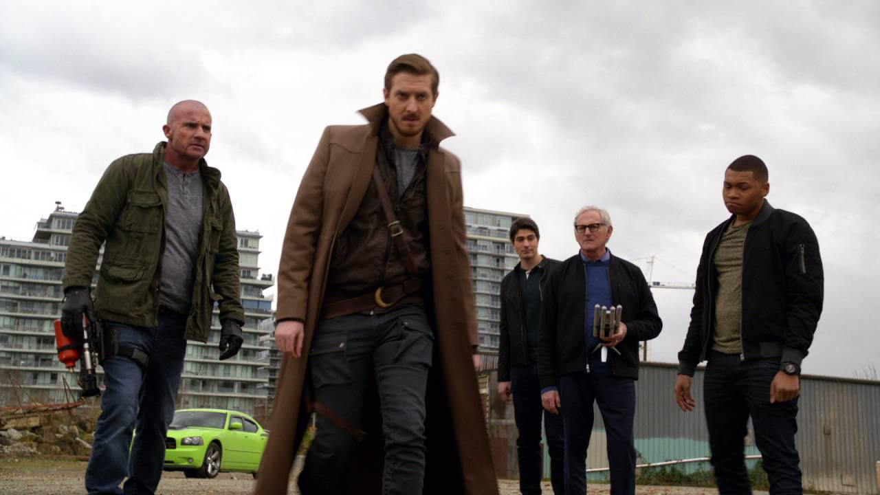 DC'S LEGENDS OF TOMORROW Comic-Con® 2016 Highlight Reel