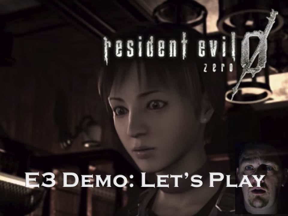 Resident Evil 0 E3 Demo let's play