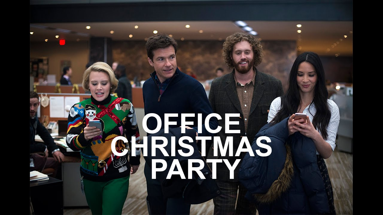 Office Christmas Party | Trailer #1